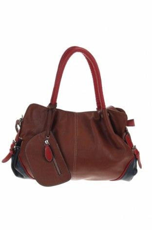 Дамска чанта, Цвят Кафяв, Еко кожа, Цена 32,55лв.