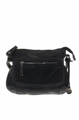 Дамска чанта, Цвят Черен, Еко кожа, Цена 28,93лв.