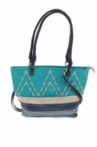 Дамска чанта, Цвят Многоцветен, Еко кожа, Цена 28,35лв.