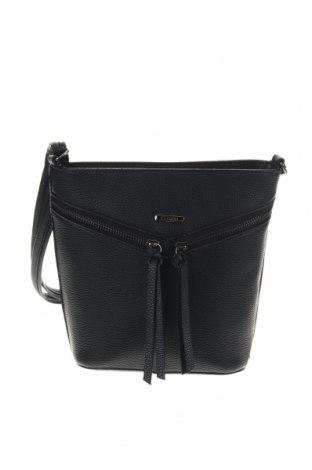 Дамска чанта, Цвят Черен, Еко кожа, Цена 23,52лв.