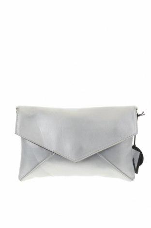 Дамска чанта, Цвят Сив, Еко кожа, Цена 38,85лв.