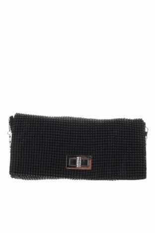 Дамска чанта, Цвят Черен, Текстил, Цена 22,68лв.