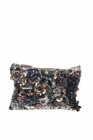 Дамска чанта Accessorize, Цвят Сив, Текстил, Цена 21,95лв.