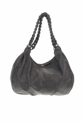 Дамска чанта Aldo, Цвят Сив, Еко кожа, Цена 27,30лв.