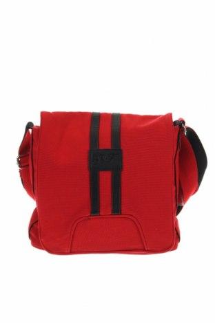 Дамска чанта Ferrari X Puma, Цвят Червен, Текстил, Цена 84,79лв.