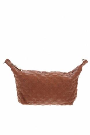Γυναικεία τσάντα Hallhuber, Χρώμα Καφέ, Δερματίνη, Τιμή 26,82€