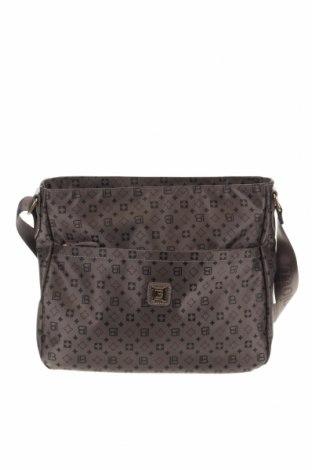 Γυναικεία τσάντα Laura Biagiotti, Χρώμα Καφέ, Κλωστοϋφαντουργικά προϊόντα, Τιμή 28,76€