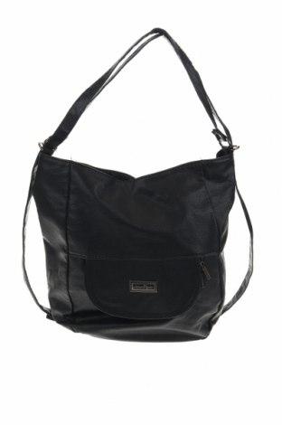 Дамска чанта New Style, Цвят Черен, Еко кожа, Цена 25,20лв.