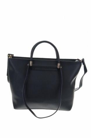 Дамска чанта Parfois, Цвят Син, Еко кожа, Цена 33,92лв.