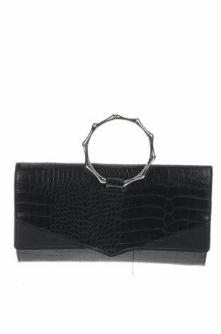 Дамска чанта Primark, Цвят Черен, Еко кожа, Цена 22,05лв.