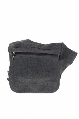 Дамска чанта United Colors Of Benetton, Цвят Сив, Текстил, Цена 31,92лв.
