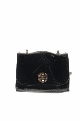 Дамска чанта Zara, Цвят Черен, Еко кожа, Цена 13,70лв.
