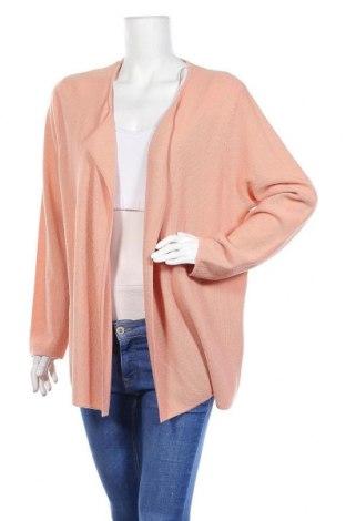 Дамска жилетка Gerry Weber, Размер XL, Цвят Розов, Цена 28,50лв.