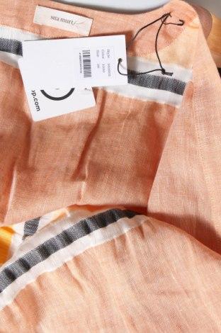 Дамска жилетка Sita Murt, Размер M, Цвят Многоцветен, 76% лен, 16% вискоза, 7% памук, 1% полиестер, Цена 31,15лв.