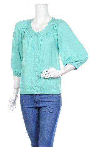 Дамска жилетка Soaked In Luxury, Размер S, Цвят Зелен, Акрил, Цена 6,24лв.
