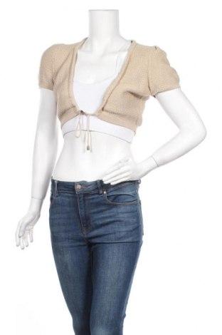 Дамска жилетка Vero Moda, Размер S, Цвят Бежов, Цена 18,90лв.