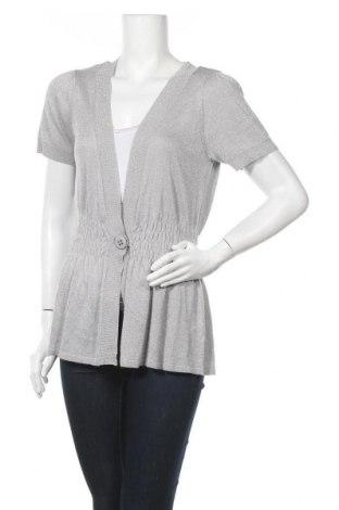 Γυναικεία ζακέτα Znk, Μέγεθος XL, Χρώμα Ασημί, Τιμή 5,46€