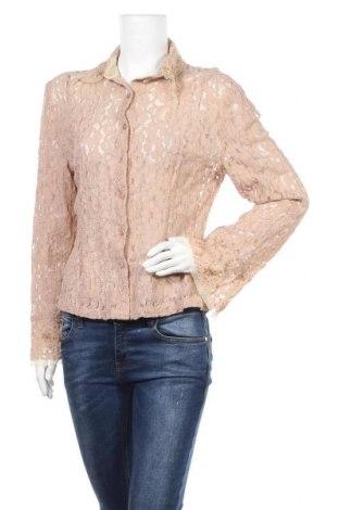 Дамска риза, Размер XL, Цвят Розов, Полиамид, Цена 6,18лв.