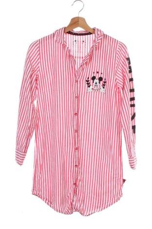 Γυναικείο πουκάμισο Disney, Μέγεθος XXS, Χρώμα Κόκκινο, Τιμή 12,34€