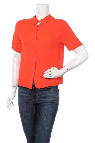 Дамска риза 2ND Day, Размер S, Цвят Оранжев, Вискоза, Цена 10,24лв.