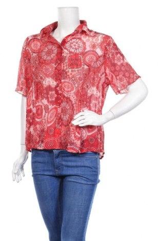 Γυναικείο πουκάμισο Bianca, Μέγεθος XL, Χρώμα Πολύχρωμο, Τιμή 4,32€