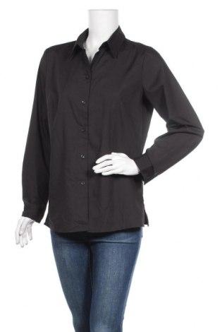 Дамска риза Bpc Bonprix Collection, Размер M, Цвят Черен, Цена 6,25лв.
