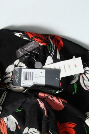 Дамска риза Camomilla, Размер L, Цвят Черен, 97% полиестер, 3% еластан, Цена 19,32лв.