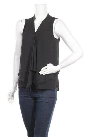 Γυναικείο πουκάμισο Miss Etam, Μέγεθος S, Χρώμα Μαύρο, Πολυεστέρας, Τιμή 2,98€