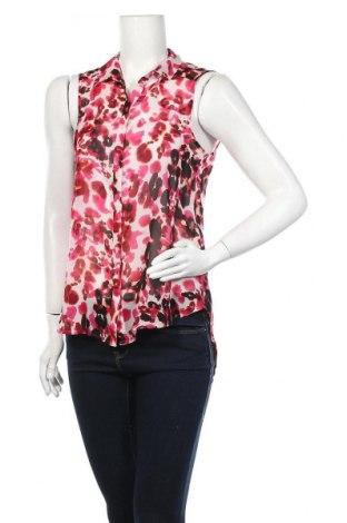 Дамска риза H&M, Размер S, Цвят Многоцветен, Полиестер, Цена 4,73лв.