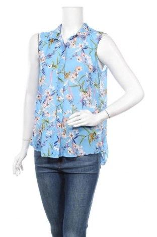 Дамска риза H&M, Размер M, Цвят Многоцветен, Полиестер, Цена 5,88лв.