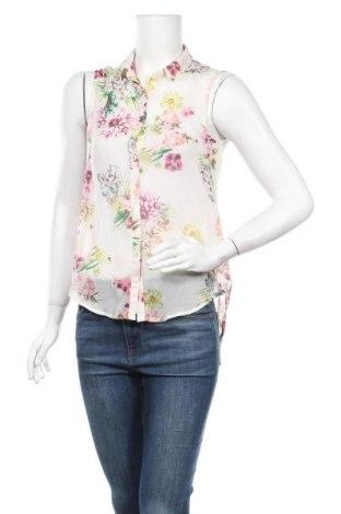 Дамска риза H&M, Размер XS, Цвят Многоцветен, Полиестер, Цена 5,51лв.