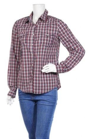 Γυναικείο πουκάμισο H&M L.O.G.G., Μέγεθος M, Χρώμα Πολύχρωμο, Βαμβάκι, Τιμή 4,32€
