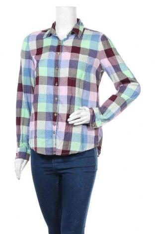 Дамска риза H&M L.O.G.G., Размер M, Цвят Многоцветен, Памук, Цена 18,90лв.