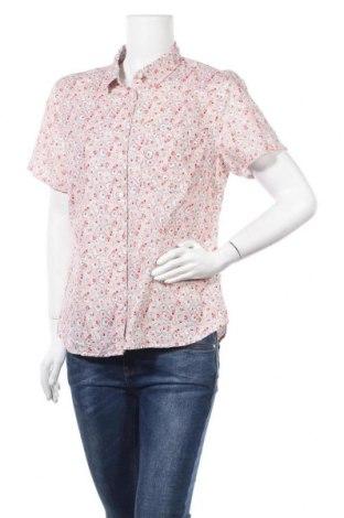 Дамска риза H&M L.O.G.G., Размер XL, Цвят Многоцветен, Памук, Цена 15,96лв.