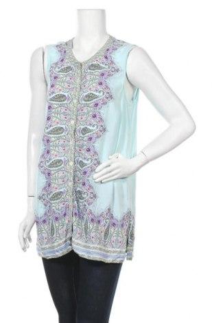 Γυναικείο πουκάμισο J.Jill, Μέγεθος L, Χρώμα Πράσινο, Βισκόζη, Τιμή 3,64€