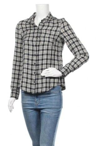 Γυναικείο πουκάμισο Noa Noa, Μέγεθος XS, Χρώμα Μαύρο, Βισκόζη, Τιμή 6,24€