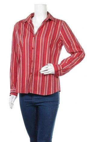 Дамска риза ONLY, Размер L, Цвят Червен, Памук, Цена 4,82лв.