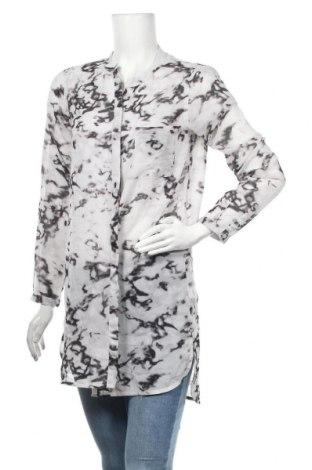 Γυναικείο πουκάμισο Soya Concept, Μέγεθος S, Χρώμα Γκρί, Πολυεστέρας, Τιμή 10,49€