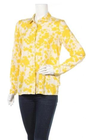 Γυναικείο πουκάμισο Soya Concept, Μέγεθος M, Χρώμα Κίτρινο, Βισκόζη, Τιμή 10,49€