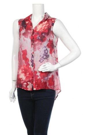 Γυναικείο πουκάμισο Soya Concept, Μέγεθος M, Χρώμα Πολύχρωμο, 50% βαμβάκι, 50% πολυαμίδη, Τιμή 4,09€