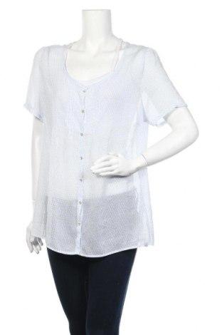 Γυναικείο πουκάμισο Soya Concept, Μέγεθος XL, Χρώμα Λευκό, Πολυεστέρας, Τιμή 3,64€