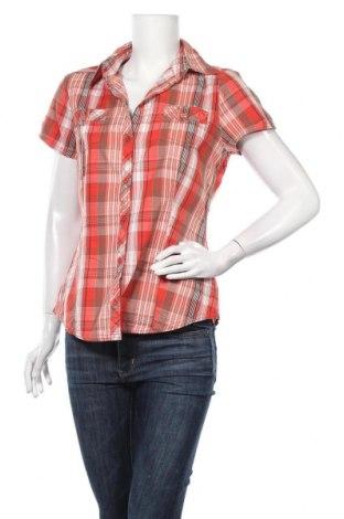 Дамска риза Tom Tailor, Размер M, Цвят Многоцветен, Памук, Цена 6,43лв.