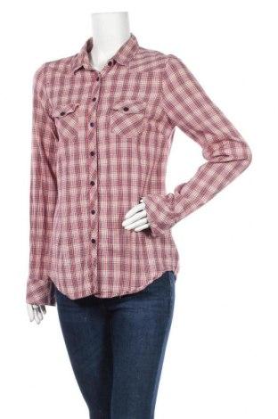 Γυναικείο πουκάμισο Topshop, Μέγεθος L, Χρώμα Πολύχρωμο, Βαμβάκι, Τιμή 9,35€