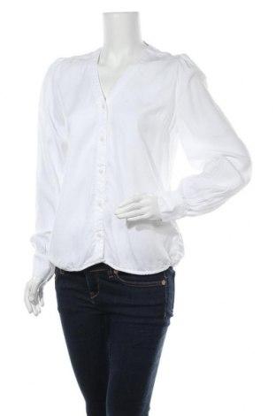 Дамска риза Won Hundred, Размер M, Цвят Бял, Лиосел, Цена 32,20лв.