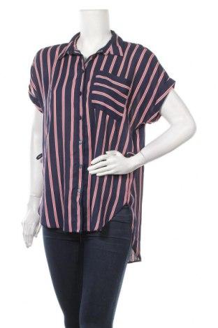 Дамска риза Yessica, Размер M, Цвят Син, Цена 17,96лв.
