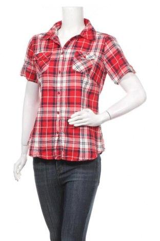 Дамска риза Znk, Размер L, Цвят Многоцветен, Памук, Цена 8,40лв.