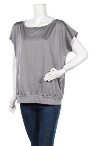 Дамска спортна блуза Active By Tchibo, Размер L, Цвят Сив, Цена 11,88лв.