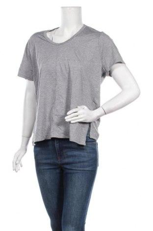 Γυναικεία αθλητική μπλούζα Athletic Works, Μέγεθος M, Χρώμα Γκρί, 92% πολυεστέρας, 8% ελαστάνη, Τιμή 5,85€