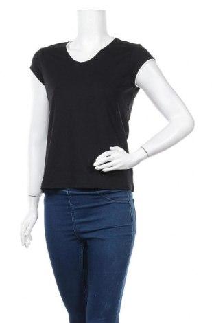 Дамска спортна блуза H&M L.O.G.G., Размер M, Цвят Черен, 90% полиамид, 10% еластан, Цена 4,46лв.