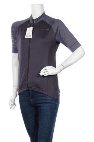 Дамска тениска, Размер M, Цвят Син, Полиестер, Цена 23,63лв.